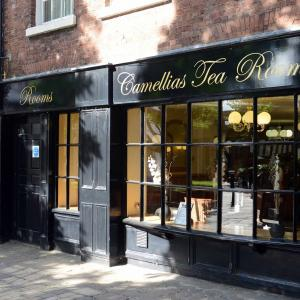 Camellias Tea Rooms, Shrewsbury
