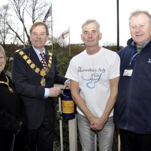 Team Shrewsbury launch alternative giving scheme