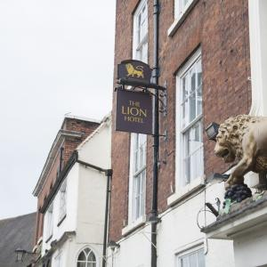 The Lion Hotel, Shrewsbury
