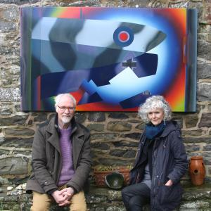 The Big Arts Show secures Stefan Knapp artworks to exhibit at its Shropshire event