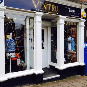 Vintro Shrewsbury. Vintage shopping in Shrewsbury, Shropshire