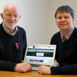 Shrewsbury Town Council new website with Web Orchard