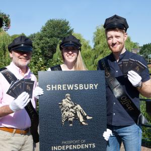 Shrewsbury Passport to Independents
