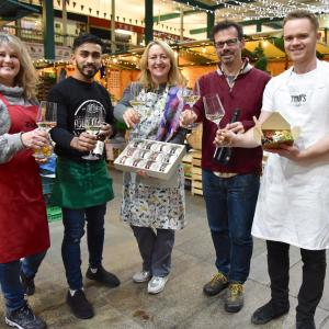 Shrewsbury Market Hall makes shortlist for top national award