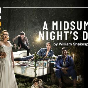 NTLive: A Midsummer Night's Dream (12A)