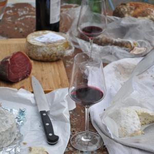 A Wine & Cheese Partnership with Alix Chidley-Uttley & Tracey Colley