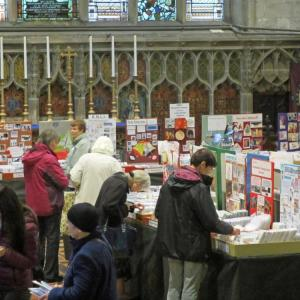 Shrewsbury Charity Christmas Card Shop