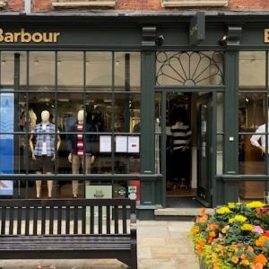 Barbour Partner Store - Shrewsbury