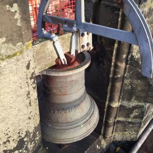 Shrewsbury Cathedral bell to chime again after half a century of silence