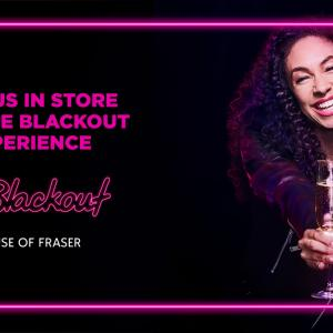 The Blackout at House of Fraser