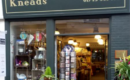 Cooking Kneads, Shrewsbury