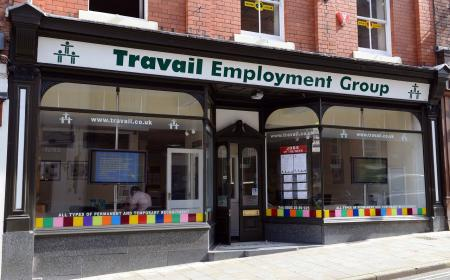 Travail Employment Group, Shrewsbury