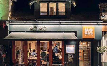 Momo's - The Noodle Bar