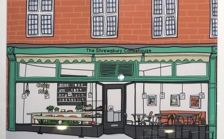 The Shrewsbury Coffeehouse