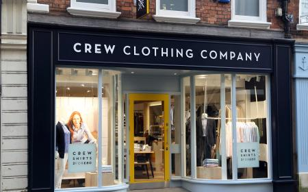 Crew Clothing Co. Shrewsbury